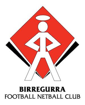 Birregurra Saints logo